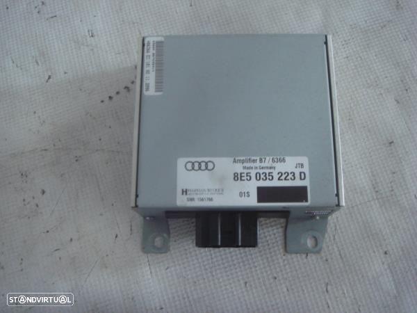 Amplificador De Antena  Audi A4 (8Ec, B7)