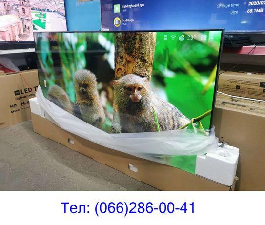 Безрамочный 4K телевизор Xiaomi TV E65S Pro