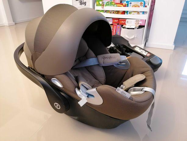 Fotelik samochodowy Cybex Q Platinum 0-13kg plus baza