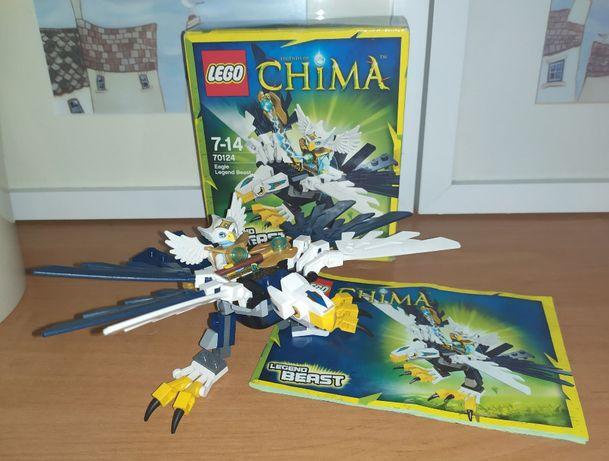 Zestaw Lego Chima Eagle Legend Beast 70124