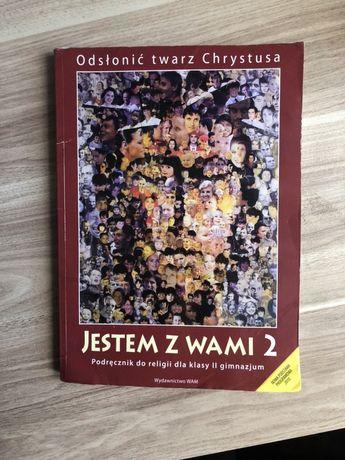 Jestem z Wami 2 - książka do religii