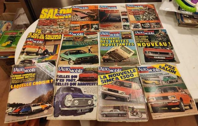 L'Automobile 1975