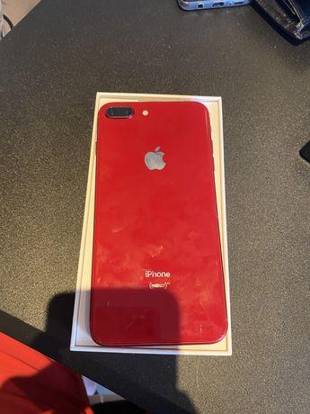 iPhone 8 plus Red, 64gb