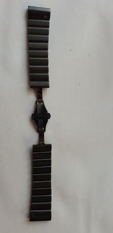 Garmin fenix 5x oryginalna bransoleta stainless steel