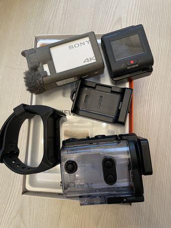 Экшен камера Sony X3000R как новая