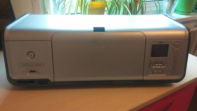 Цветной принтер HP (фотопечать)