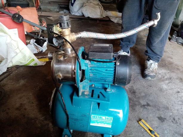 Pompa wody studni głębinowej