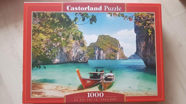 Puzzle  1000 - Ko Phi Phi Le, Tajlandia