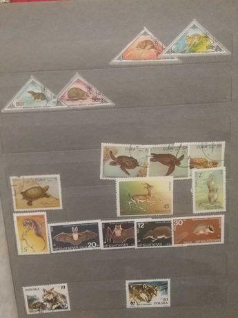 Филателия марки почтовые.