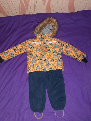 Зимний костюм термо