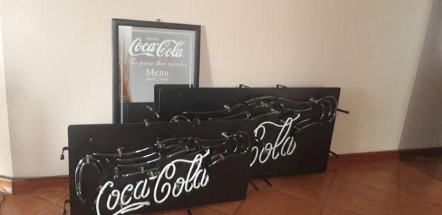 neon Coca Cola do baru/klubów/prywatnych przestrzeni (można oddziel