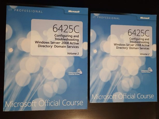 MS Official Course Windows Server 2008 6425C для ІT спеціалістів, 2 т.