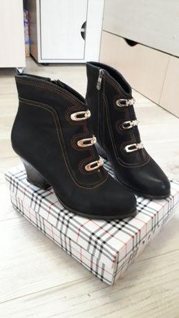 Ботиночки)38-размер