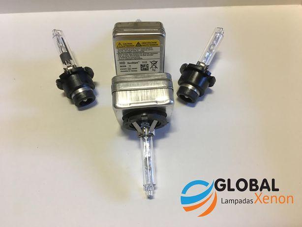 Lâmpadas Xenon D1S; D2S; D2R;D3S - Qualidade OEM com Garantia Integral