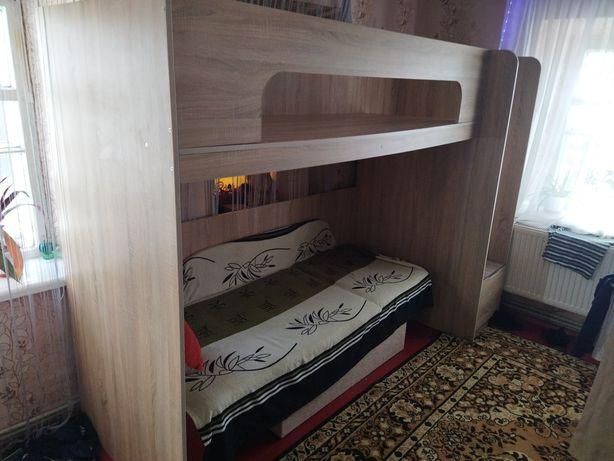 """Продам кровать """"чердак"""" двухярусная"""