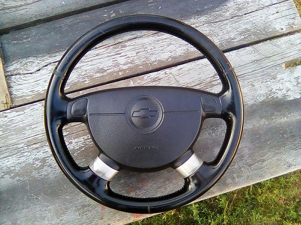 Руль шевроле 2007 года