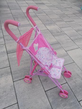 Wózek dla lalki - spacerówka/laska.