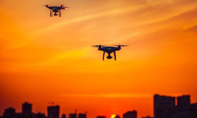 Аэросъемка фото видео 4К с квадрокоптера Днепр