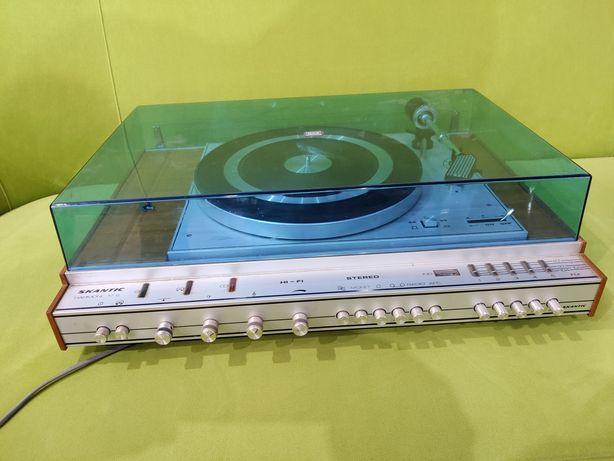 Gramofon Radio Wzmacniacz SKANTIC HARMONI 17S