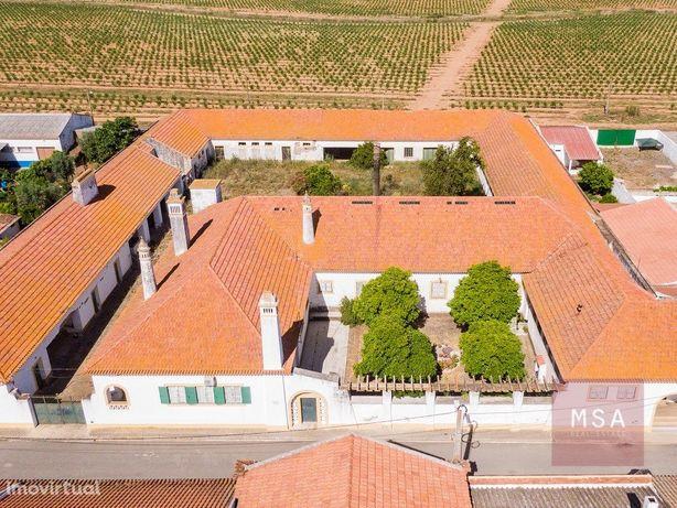 Casa senhorial em Montes Velhos, Aljustrel