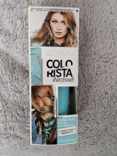 Farba do włosów zmywalna LOREAL