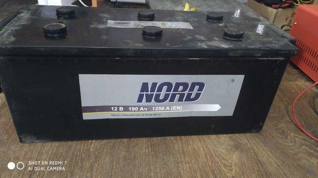 Продам Аккумулятор 190Ah  1200A