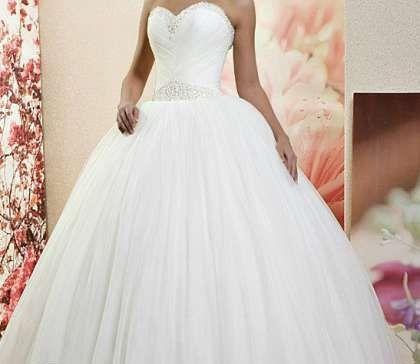Весільна сукня в хорошому стані.