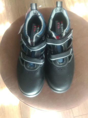 Buty robocze Cofra sandały