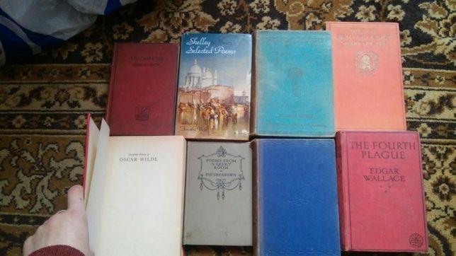 Книги на английском.