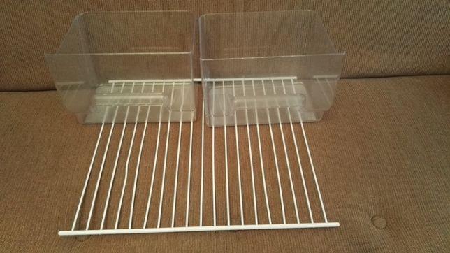 Półki do lodówki