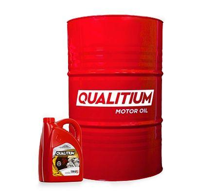 Półsyntetyczny olej silnikowy Qualitium Protec 10W40 205 litrów