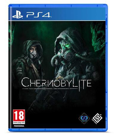 Chernobylite Ps4 PS5 Playstation 5 kod pełna wersja