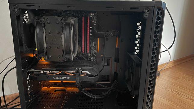PC Gamingowy RTX 2060 / 16GB RAM / RYZEN 5