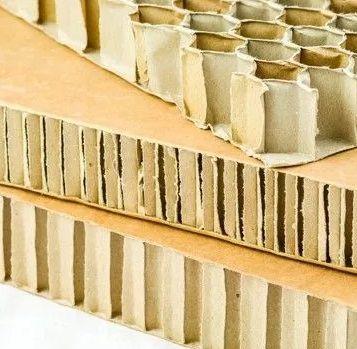 Przekładka Tekturowa Gruby Karton Tektura 1000x1000x20mm Plaster Miodu