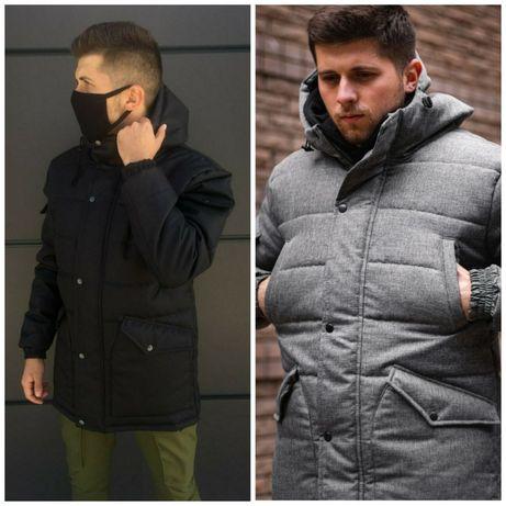 Теплая зимняя куртка LC Imperial, наложка, ТОП качество! Парка.