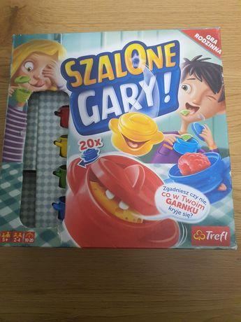 Gra planszowa Szalone Gary