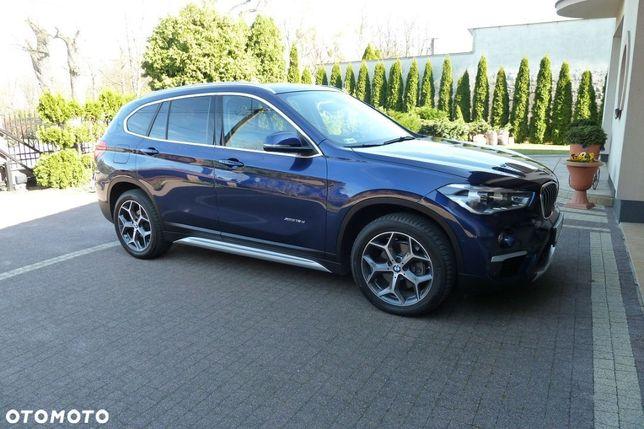 BMW X1 Bmw X1 18D X Drive X Line Salon Polska Pełen Serwis
