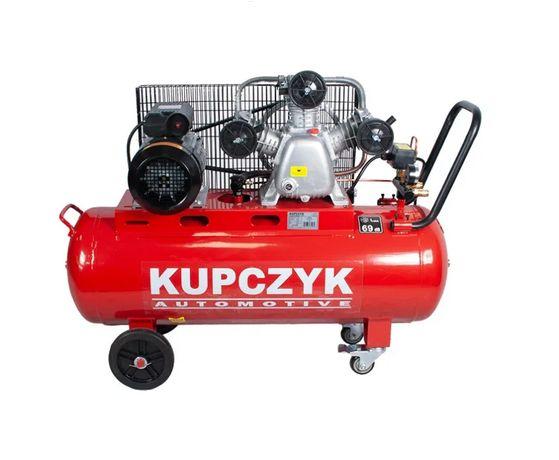 Kompresor Sprężarka 3 tłoki 100L KKT 500/100 500l/m Kupczyk Wys 0zł KR
