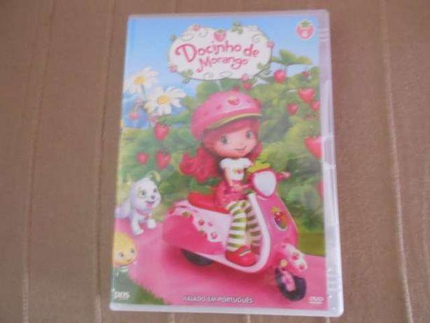 DVD Docinho de Morango