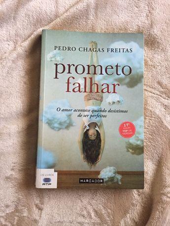 "Livro ""prometo falhar"""