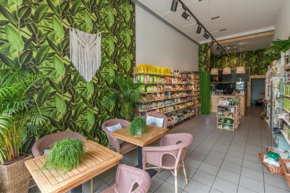 Sprzedam dochodowy ekosklep i kawiarnię