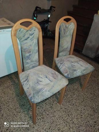 Krzesla szesc sztuk