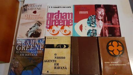Livros Graham Greene