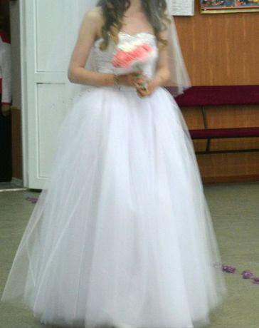 Очень срочно!!! Продам платье свадебное