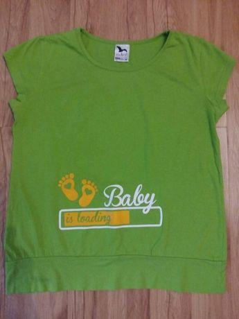 Koszulka ciążowa, rozmiar M