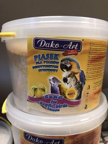 Piasek dla ptaków egzotycznych Dako Art