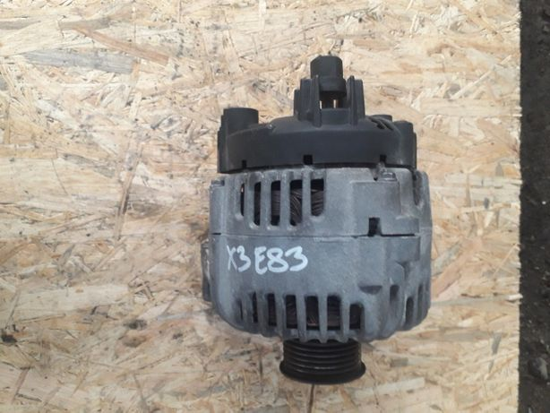 bmw x3 e83 m47 150k alternator