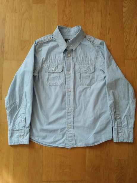 Рубашка H&M 9-10