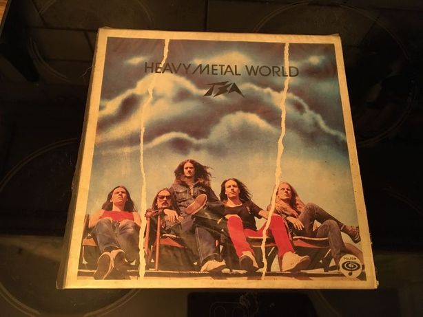 Płyta winylowa vinyl Heavy Metal World