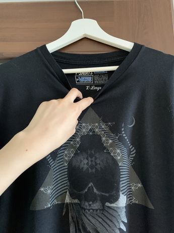 VANS bluzka koszulka t-shirt męski